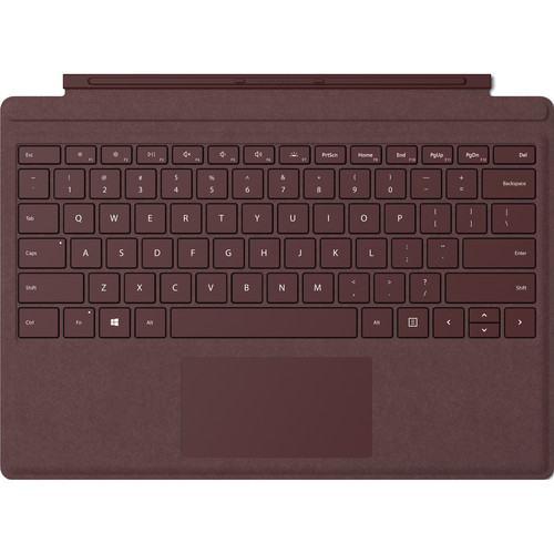 Bàn phím Signature Alcantara Type Cover Surface Pro Chính Hãng 4