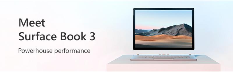 Surface Book 3 I7 16GB 256GB 15 Inch Chính Hãng 11