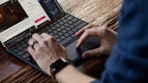 Surface Pro X Signature Keyboard with Slim Pen Bundle 5