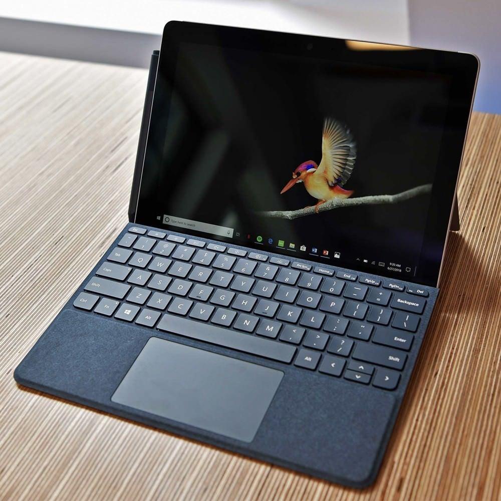 Bàn phím Type Cover Surface GO Chính Hãng 16