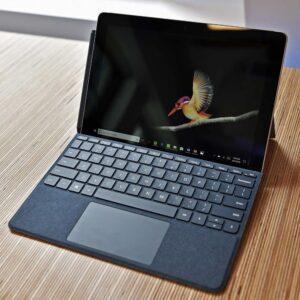 Bàn phím Type Cover Surface GO Chính Hãng 6