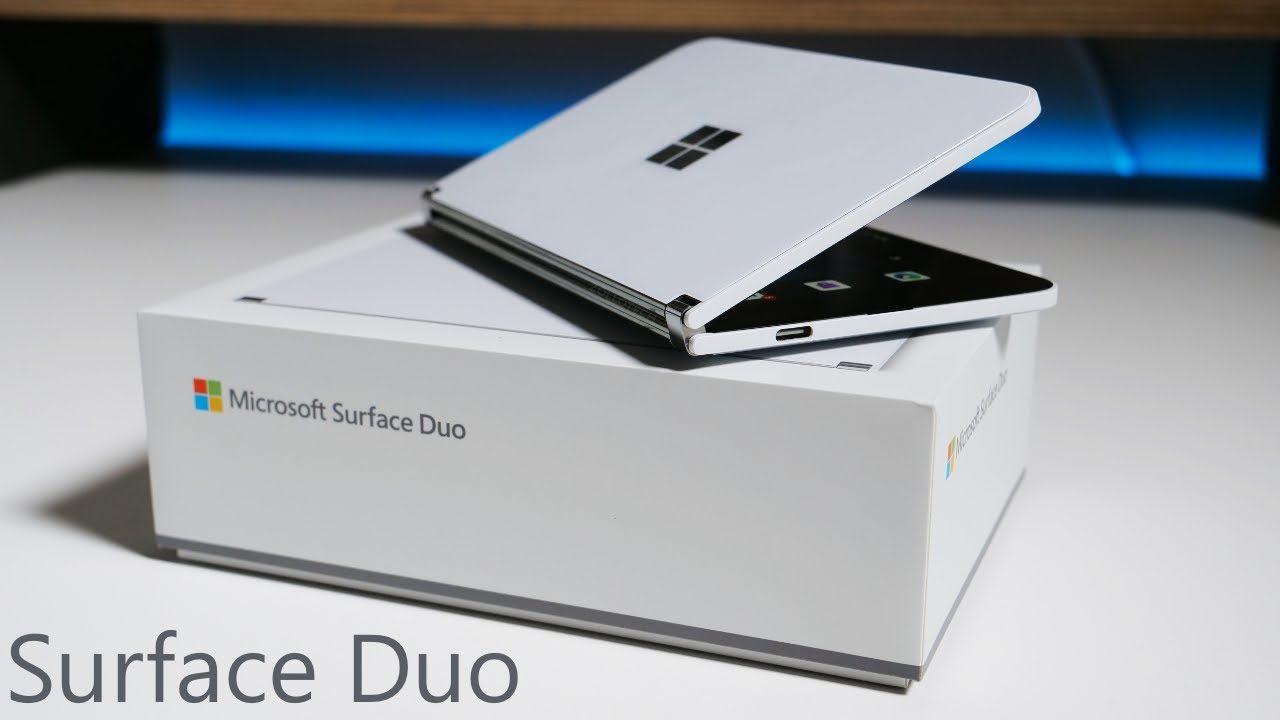Surface Duo bộ nhớ 128GB 27
