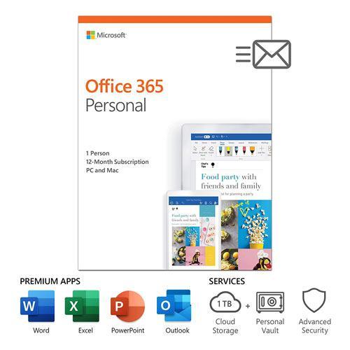 Microsoft Office 365 Personal 1