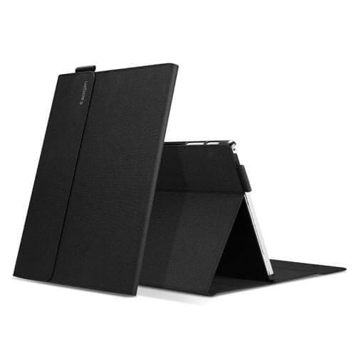 Ốp lưng Spigen Surface Pro Stand Folio - Hàng chính hãng 5
