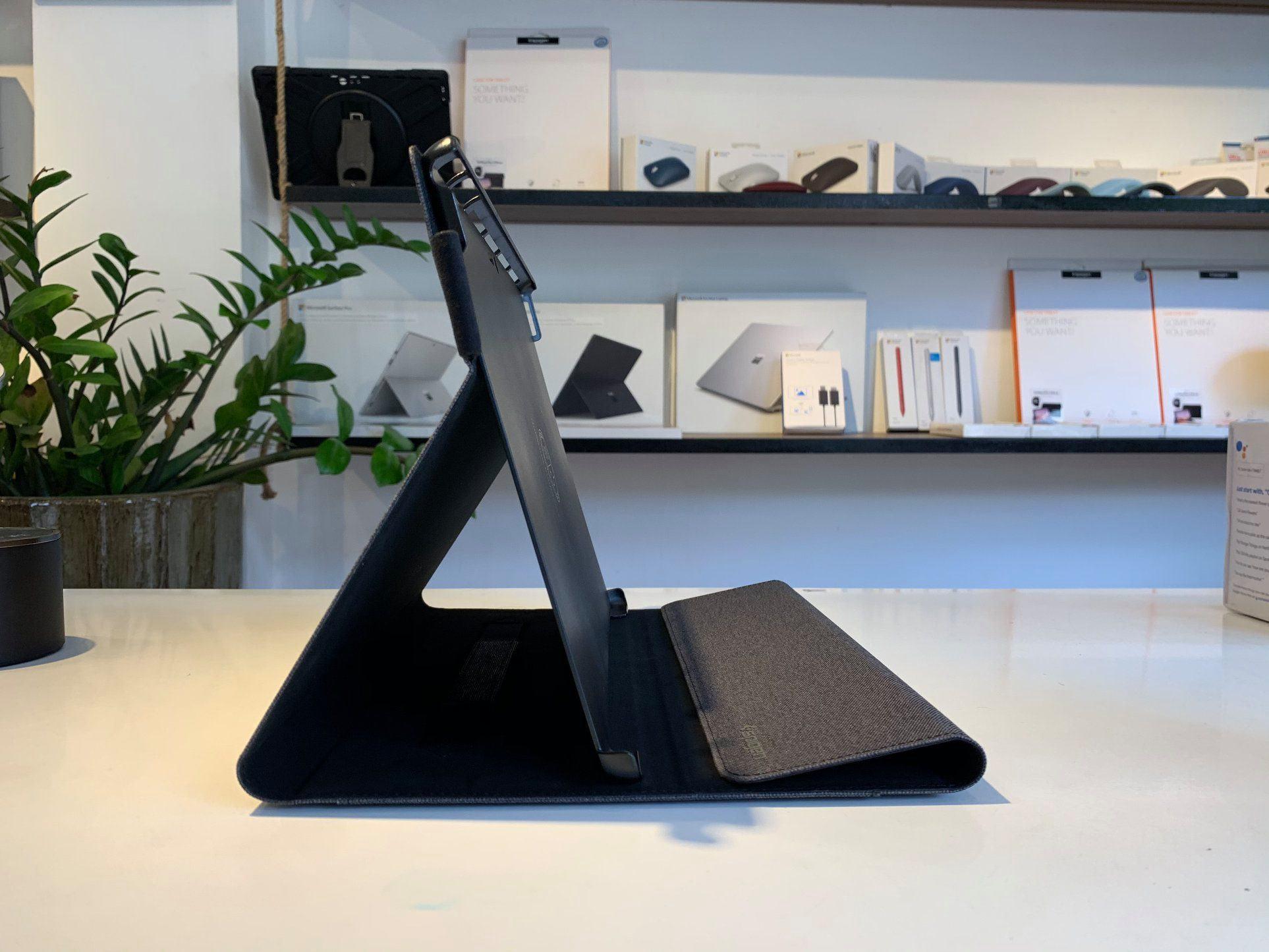 Ốp lưng Spigen Surface Pro Stand Folio - Hàng chính hãng 27