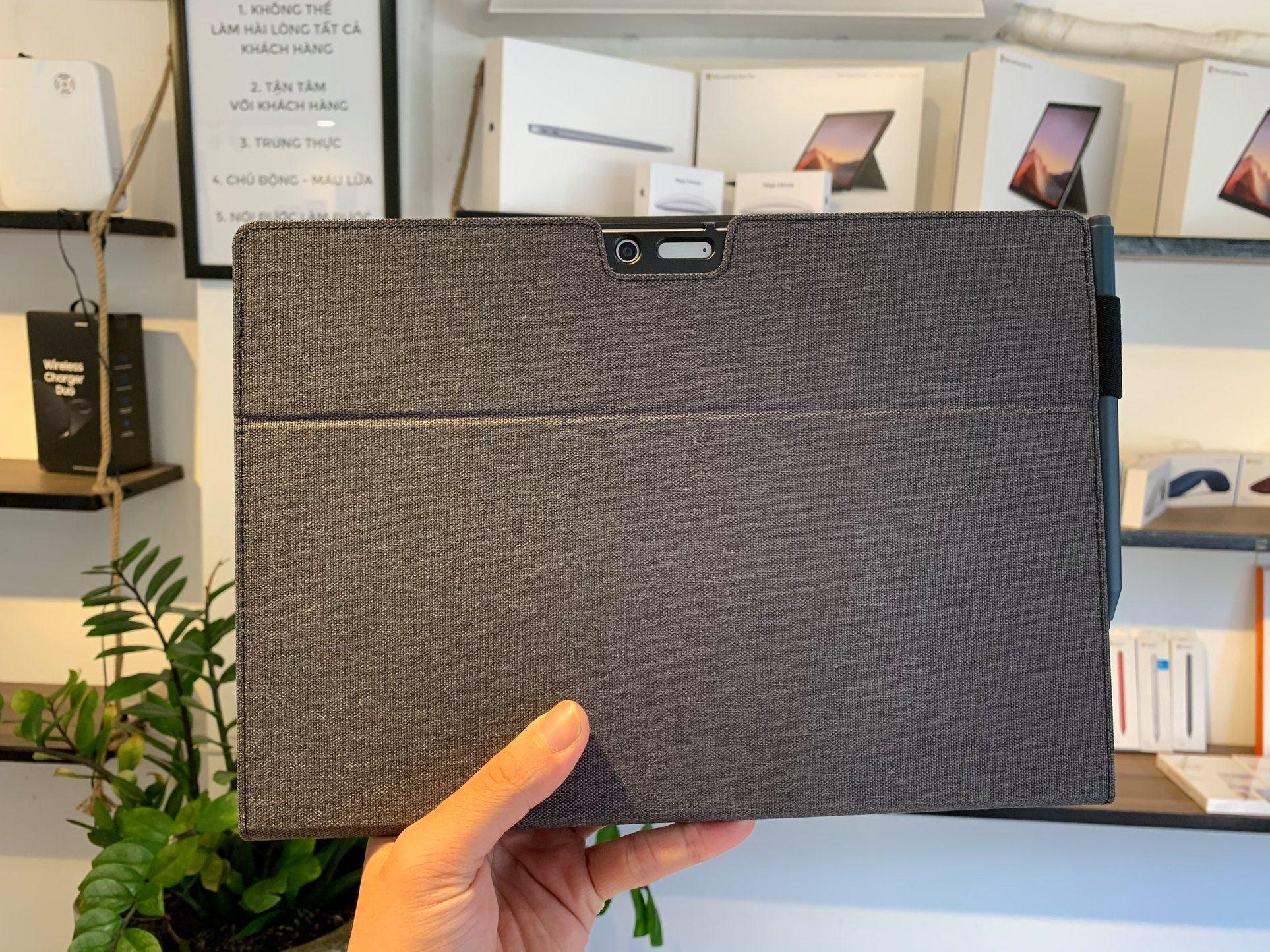 Ốp lưng Spigen Surface Pro Stand Folio - Hàng chính hãng 23