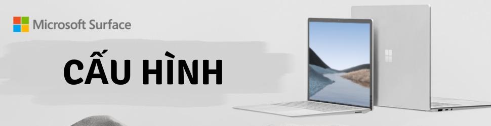 Surface Laptop 3 Ryzen 5 8GB 256GB 15Inch Chính Hãng 21