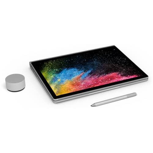 Surface Book 2 I7 16GB 256GB 15 Inch Chính Hãng 5