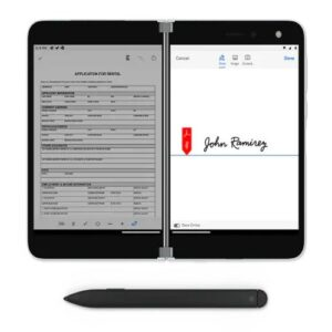 Surface Duo bộ nhớ 128GB 5