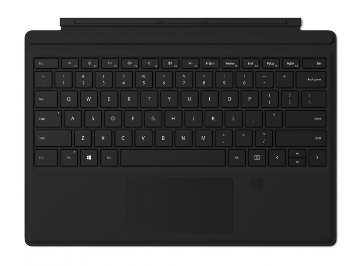 Bàn phím Type Cover Surface Pro Chính Hãng 5