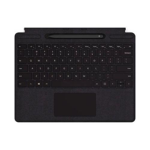 Surface Pro X Signature Keyboard with Slim Pen Bundle 1
