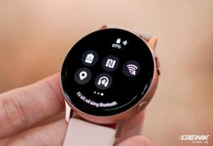 Samsung Galaxy Watch Active 2 Aluminum - Chính Hãng SSVN 60
