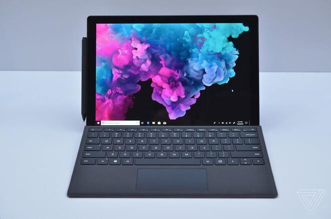 Surface Pro 6 I5 8GB 256GB Chính Hãng 31