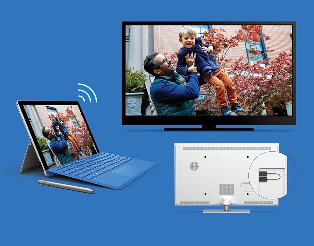 Microsoft Wireless Display Adapter version 2 13