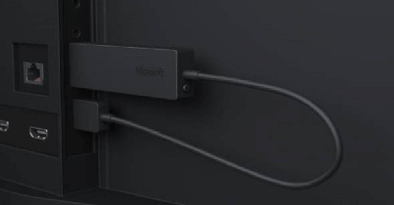 Microsoft Wireless Display Adapter Version 1 21