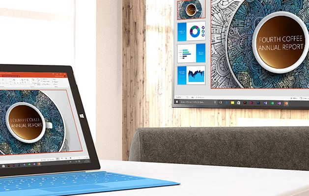 Microsoft Wireless Display Adapter Version 1 13