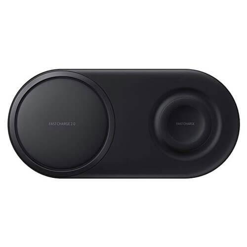 Đế sạc đôi Samsung wireless Charger Duo Pad (2019)-Hàng Chính Hãng 3