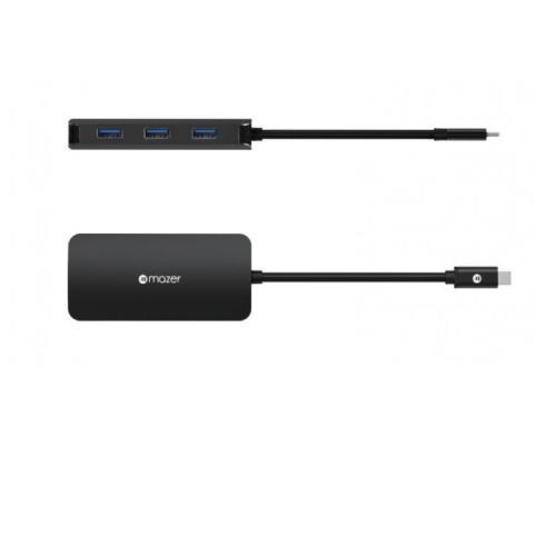 Mazer - Cổng chuyển đổi USB-C 6-in-1 Chính Hãng 2