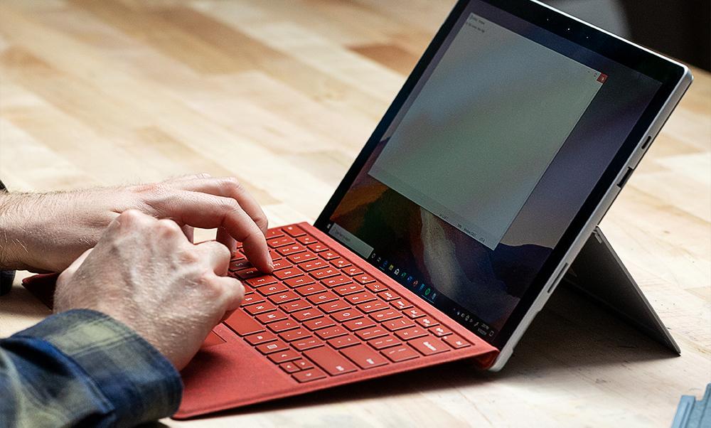 7 lý do nên sở hữu Surface Pro 7 hơn là một chiếc laptop truyền thống 8