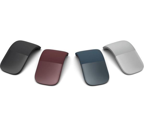 Surface Arc Mouse với nhiều màu sắc, tha hồ lựa chọn