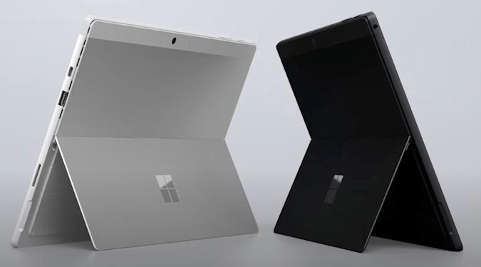 Việc lựa chọn cấu hình Surface Pro 7 Plus phụ thuộc vào mục đích của người dùng (Nguồn: Microsoft)