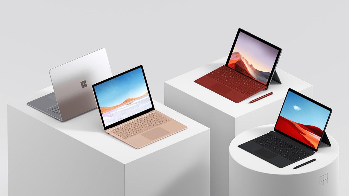 Tại sao nên sở hữu Surface Pro 7 hơn là các dòng laptop truyền thống