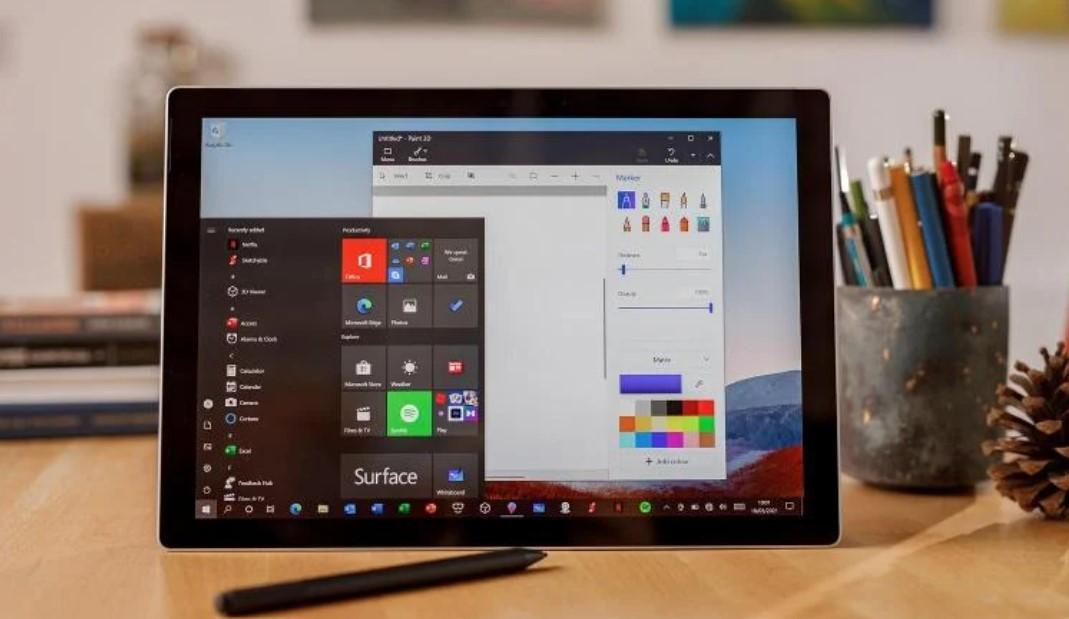 Surface Pro 7 Plus I5 8GB 256GB