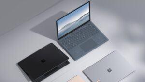 Đánh giá Surface Laptop 4 - Trang bị 2 bộ xử lý AMD và Intel 24