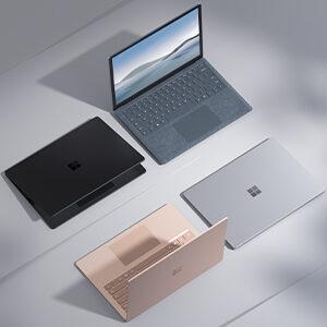 Surface Laptop 4 Ryzen 5 16GB 256GB 13.5Inch Chính Hãng 35