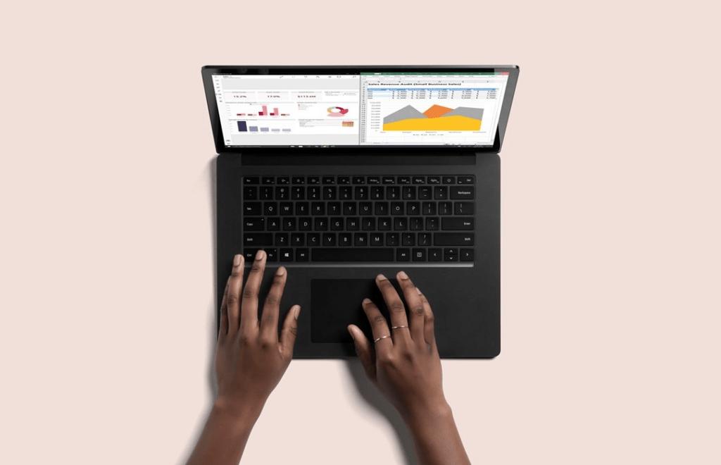 Surface Laptop 4 cho thời gian sử dụng lên đến 13 tiếng trong 1 lần sạc đầy