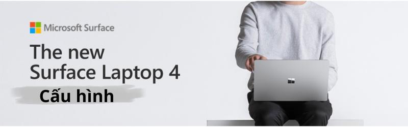 Surface Laptop 4 I5 8GB 512GB 13.5Inch Chính Hãng 21