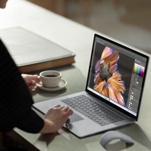 Surface Laptop 4 Ryzen 5 16GB 256GB 13.5Inch Chính Hãng 25
