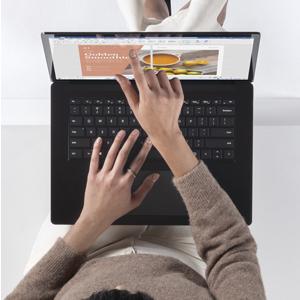 Surface Laptop 4 Ryzen 7 16GB 512GB 15Inch Chính Hãng 25