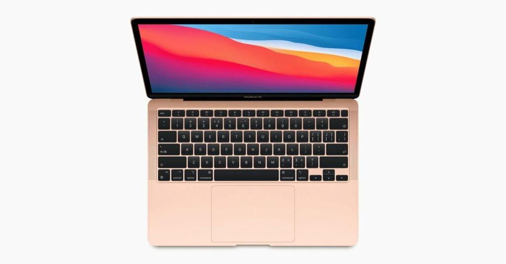 So sánh Surface Laptop 4 vs Macbook Air M1 2