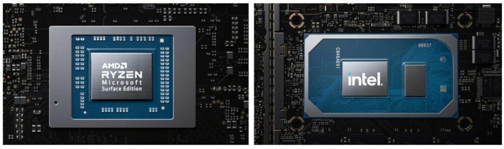So sánh Surface Laptop 4 vs Macbook Air M1 10