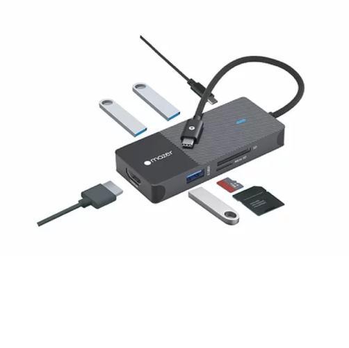 Mazer - Cổng chuyển đổi Infinite HUB 7 in 1 USB-C 1
