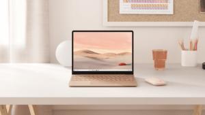 Liệu Surface Laptop Go có phù hợp với học sinh 22