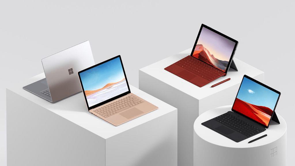 Surface Pro 6 và Surface Pro 7, sản phẩm nào phù hợp với bạn? (Nguồn: Microsoft)