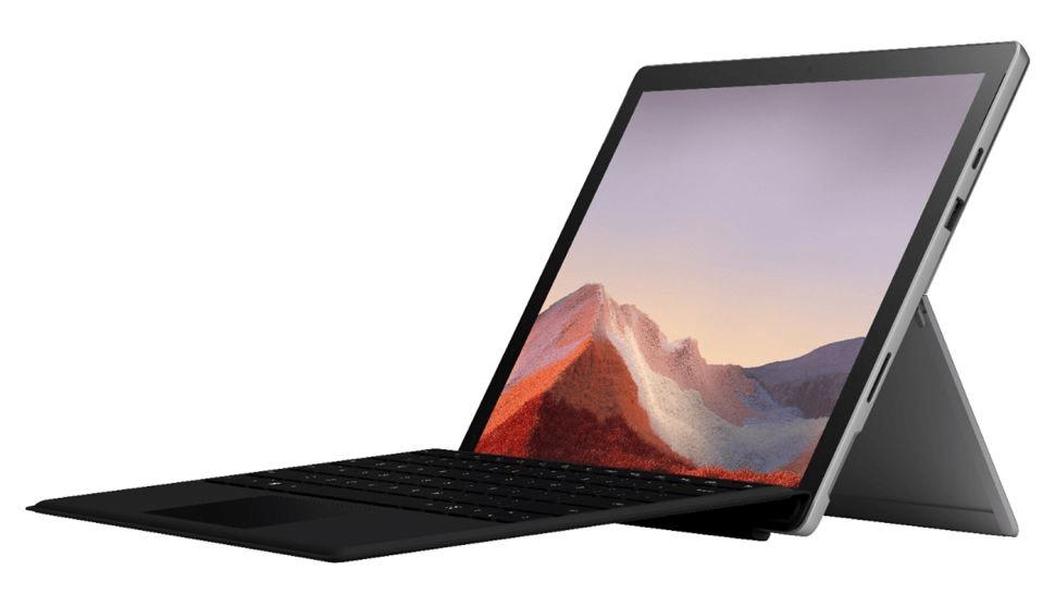 Màn hình hiển thị của Surface Pro 6 và 7 hoàn toàn giống nhau (Nguồn: Microsoft)