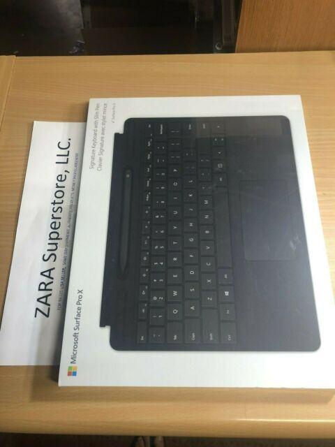 Bàn phím Surface Pro X Signature - Hàng Chính Hãng 13
