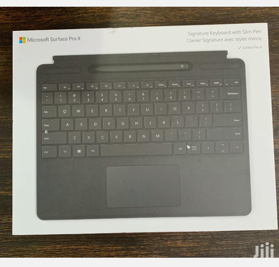 Bàn phím Surface Pro X Signature - Hàng Chính Hãng 11