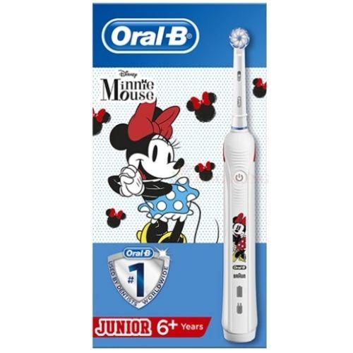 Bàn chải điện trẻ em Oral-B Junior Minnie Mouse chính hãng 1