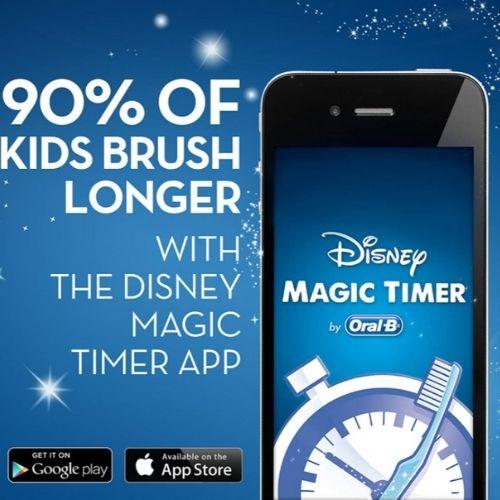 App điện thoại cho Bàn Chải Điện Trẻ Em Oral-B Junior Star Wars