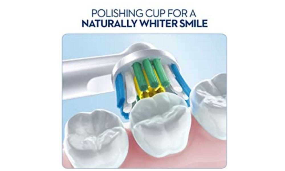Đầu bàn chải điện Oral-B 3D White chính hãng 8