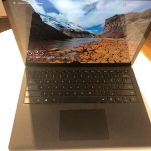 Surface Laptop 1 Cũ I5/8/256GB Chính Hãng Giá Tốt 12