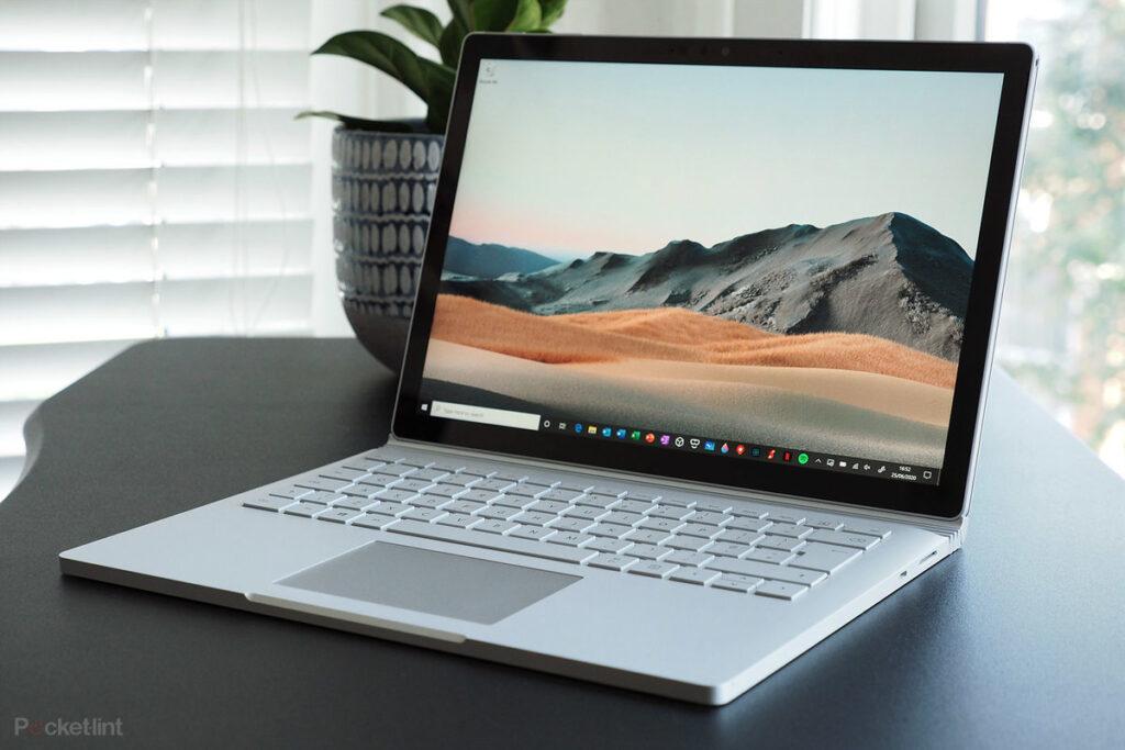 Surface Book 3 có 2 mẫu chính là 13 inch và 15 inch