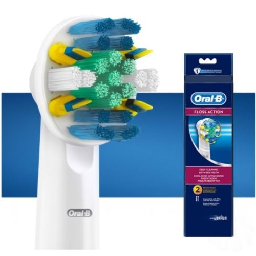 Đầu bàn chải điện Oral-B Floss Action chính hãng 3