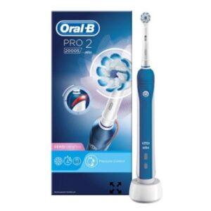 Bàn Chải Điện Oral-B Pro 2 2000S Chính Hãng 5