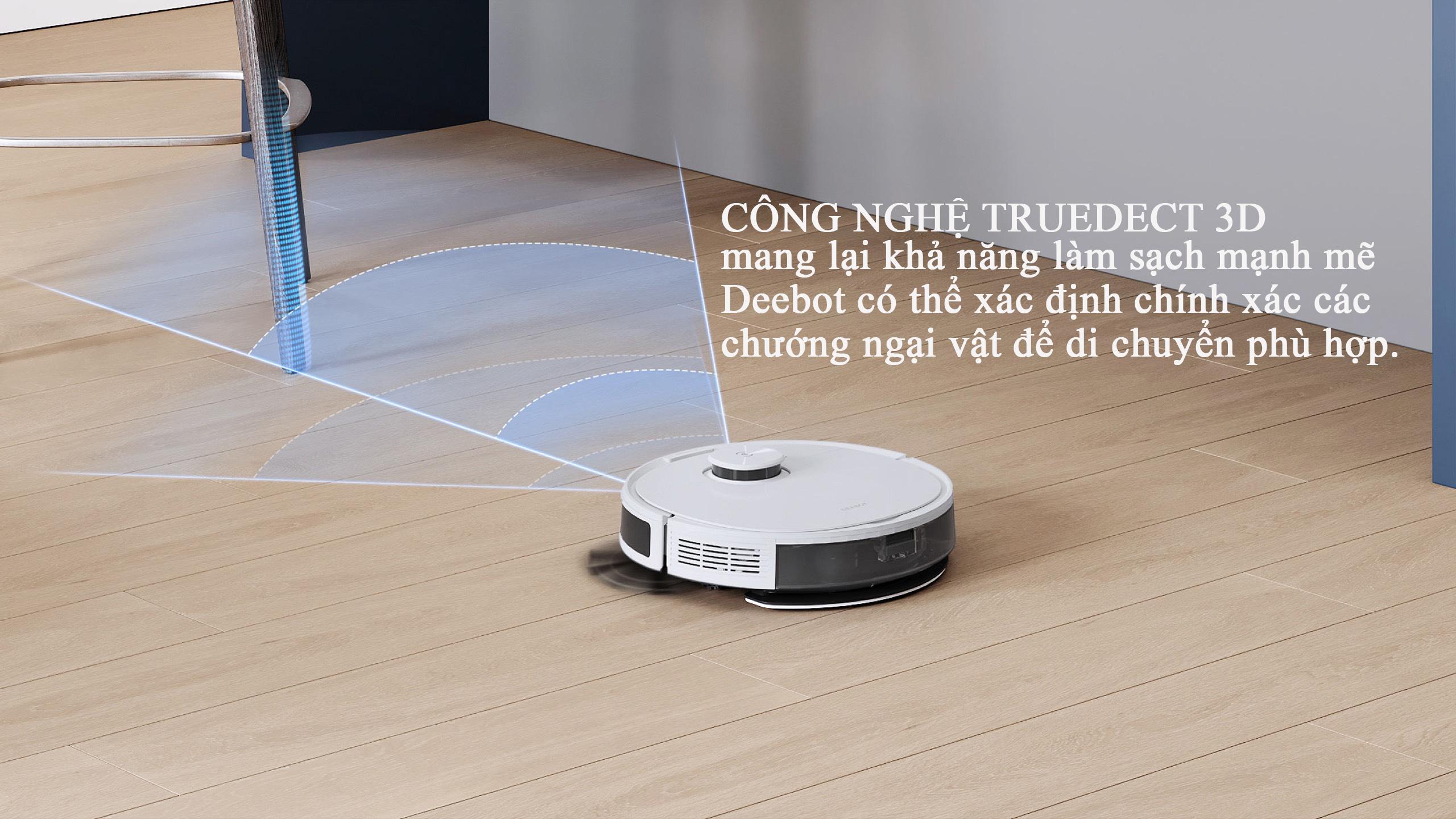 Robot Ecovacs Deebot N8 Pro