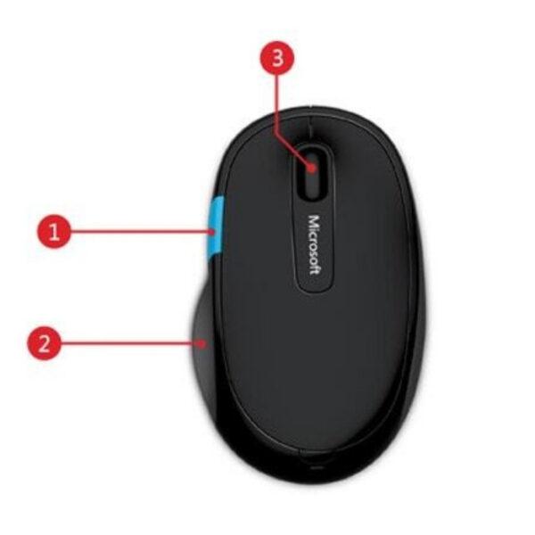 Microsoft Sculpt Comfort Mouse 3